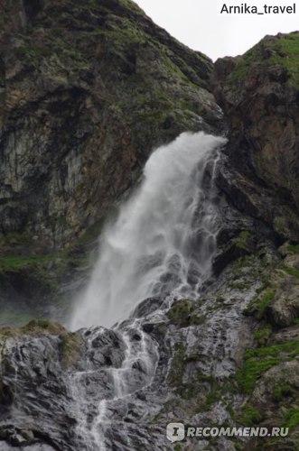 Суфруджинский водопад