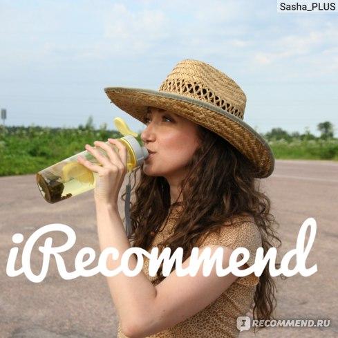 Бутылка для воды Фикс Прайс - отзывы.