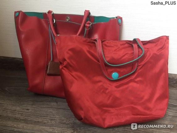 Сумка из натуральной кожи GABS Kenzia - «GABS - НЕОБЫЧНЫЕ итальянские разноцветные сумки-трансформеры из натуральной кожи! », Отзывы покупателей