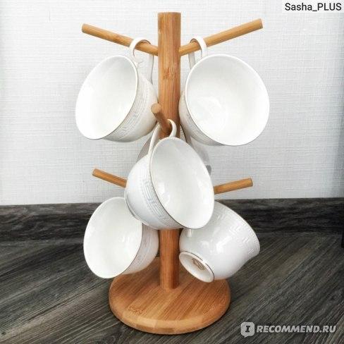 Куда сложить кухонные чашки? Держатель чашек Bao БАМБУК Leroy Merlin, артикул 18581229: где купить, цена и отзывы с фото.