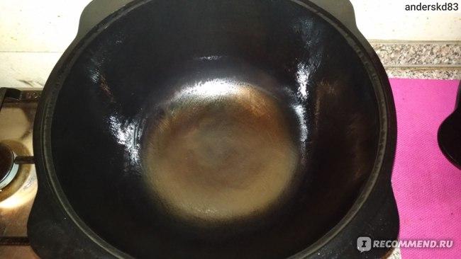 """Набор посуды Чугун ручная работа из Намангана Комплект """"Домашний повар"""" фото"""