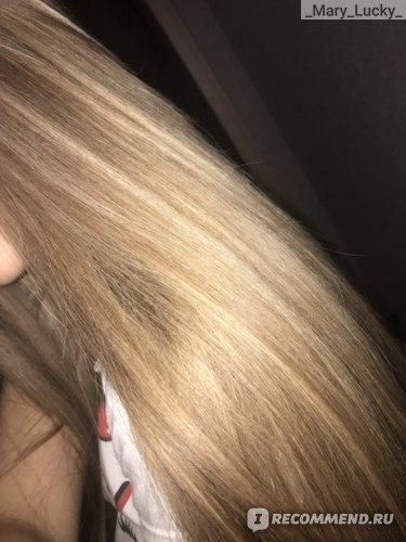 Первое применение масла RICHE Hair Oil Amla