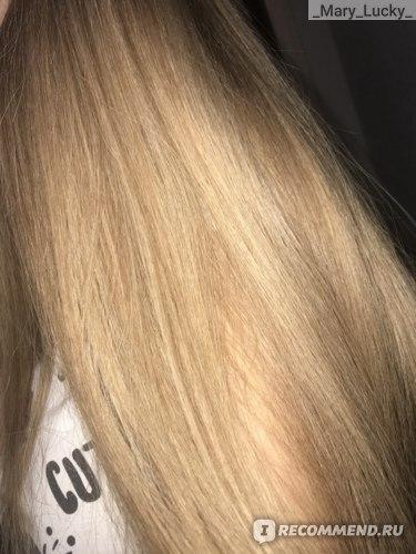 Первое применение RICHE Hair Oil Amla