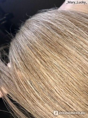 Кончики после использования масла RICHE Hair Oil Amla