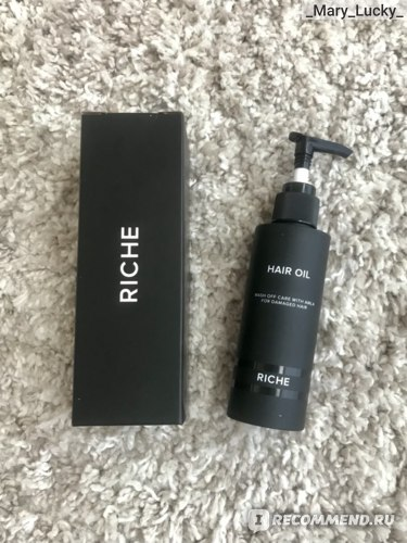 Масло RICHE Hair Oil Amla