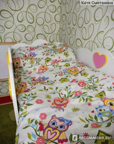 Кровать-чердак Принцесса MebelArts отзывы