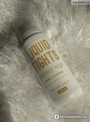 Жидкие колготки Helen Gold Liquid Tights