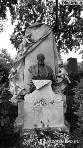 Венское центральное кладбище / Wiener Zentralfriedhof, Вена фото