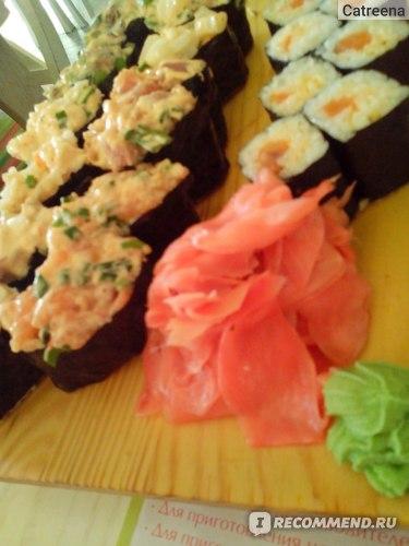 """""""Ньокки"""" - доставка суши, пиццы. www.niokki.ru/ фото"""
