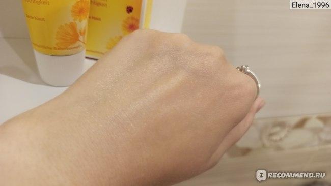 Детский крем для лица WELEDA с календулой