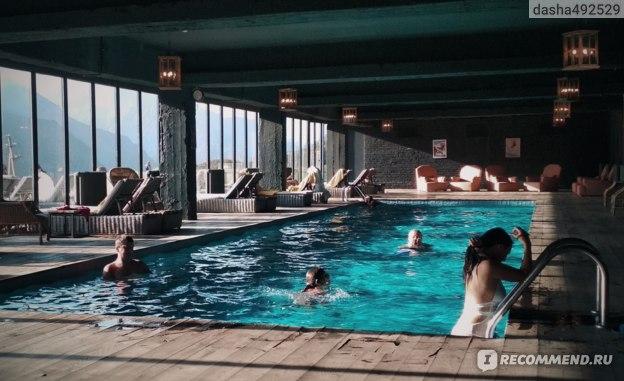 Rooms Hotel Kazbegi 4*, Грузия, Степанцминда фото