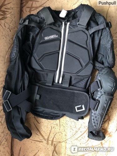 Моточерепаха O'NEAL UNDERDOG III PROTECTOR JACKET фото