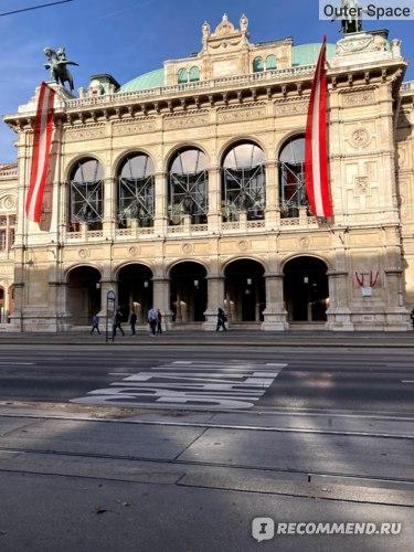 Опера на национальный австрийский праздник