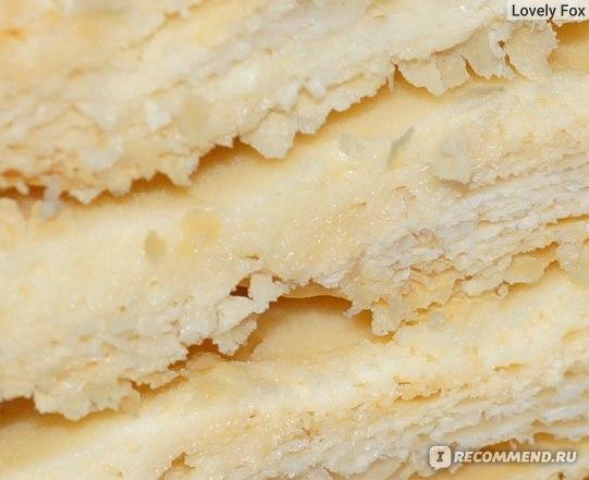 Торт Черемушки Наполеон фото