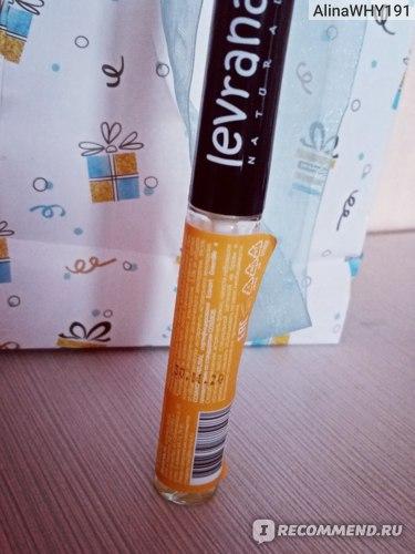 Масло Levrana Для бровей и ресниц фото