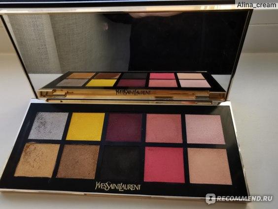 Yves Saint Laurent Couture Colour clutch Paris
