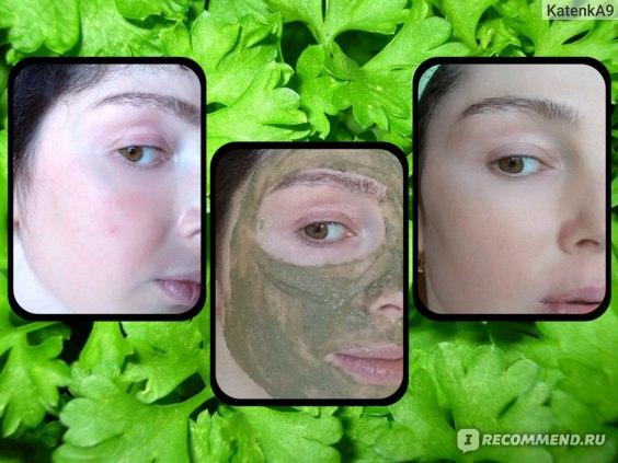 Биоминеральная маска BIO ME натуральная косметика Интенсивное питание фото