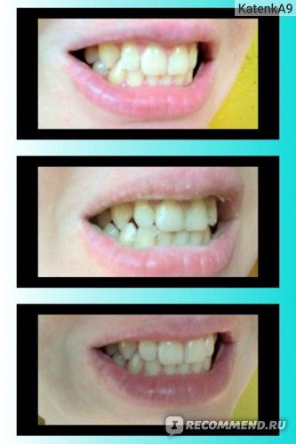 Зубной порошок BIO ME натуральная косметика  Укрепляющий фото