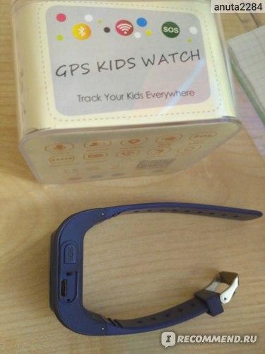 Смарт часы Q50 Smart Baby Watch Purple фото