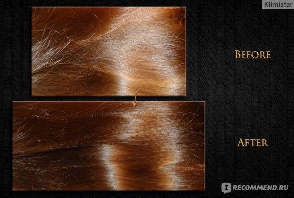Средство для волос Estel CurexBrilliance Жидкий шёлк  фото