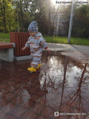 Сапоги из ЭВА Nordman Kids фото
