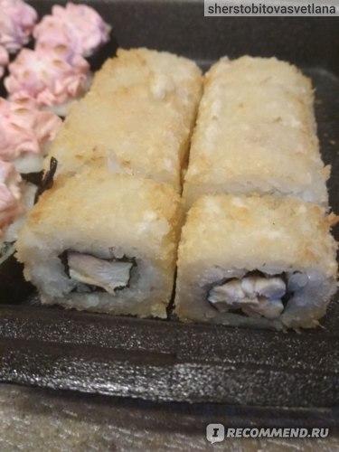 Японский домик, суши-бар, Омск фото