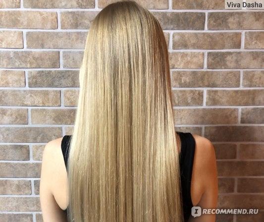 Витэкс Белита крем для волос несмываемый 12 эффектов