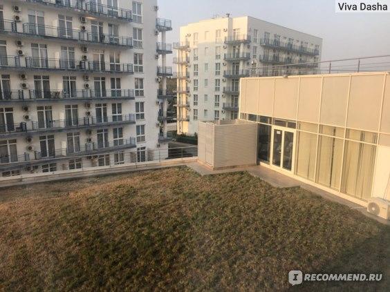 Отель Имеретинский 4*  вид из окна