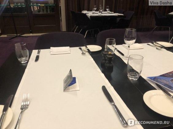 Ресторан Radisson Роза Хутор