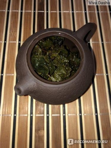 Чай  ГАБА зеленый фото