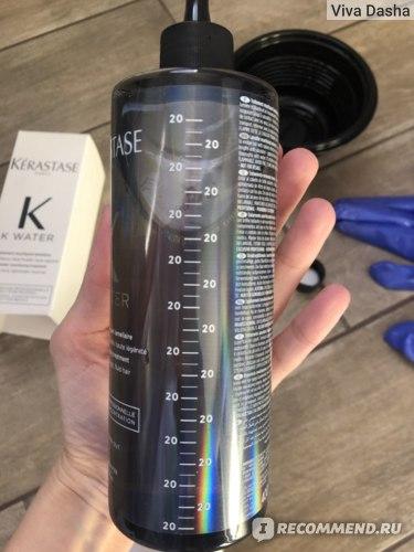 Ламеллярная вода K-WATER от Kerastase состав применение