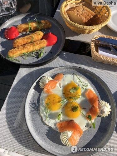 Панорамный ресторан Паруса набережная Сочи отзыв фото