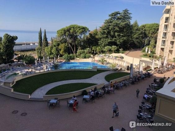 Swissotel Resort Камелия 5 звезд, Сочи отзыв