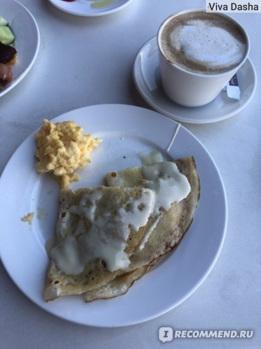 отель скайпарк сочи отзыв фото завтрак
