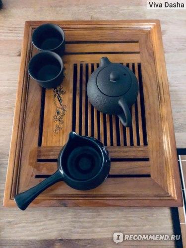 чайная церемония Чай Габа