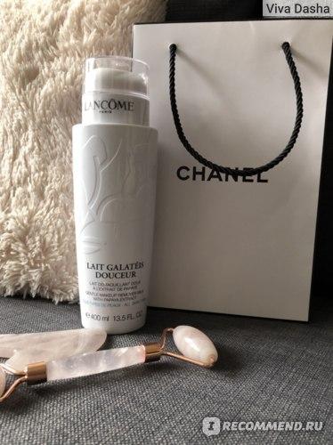 молочко для снятия макияжа Lancôme