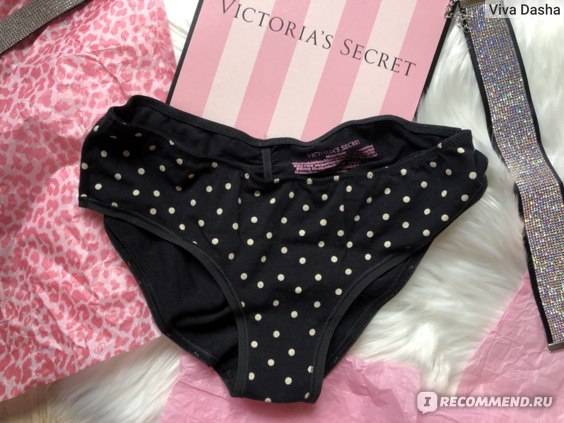 трусики Victoria's Secret качество