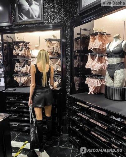 трусики Victoria's Secret новая коллекция