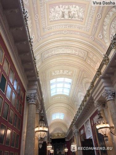 Музей Эрмитаж, Санкт-Петербург фото