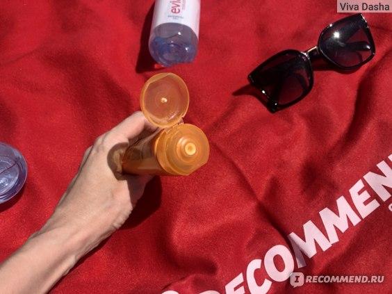 Солнцезащитное молочко Vichy SPF 50