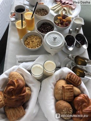Отель Имеретинский 4 завтрак