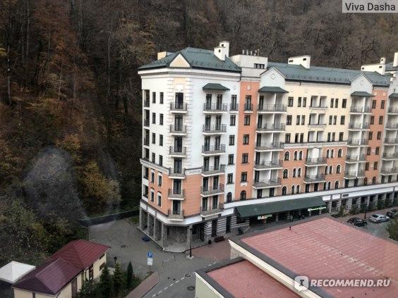 Radisson Hotel Rosa Khutor отзыв