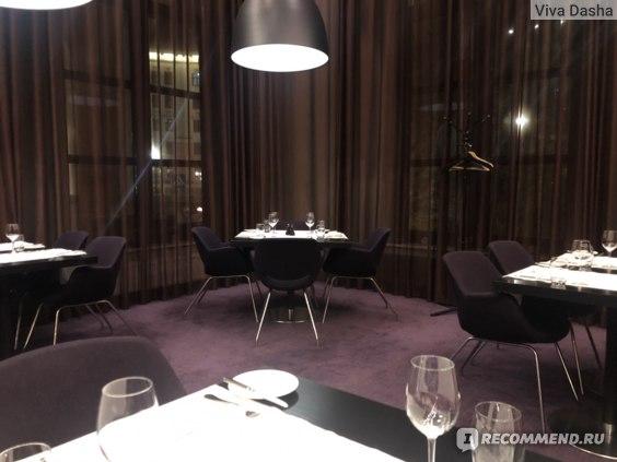 Ресторан Radisson Роза Хутор отзыв