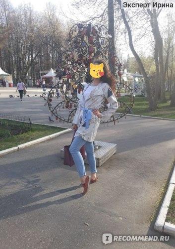 Горьковский парк летом