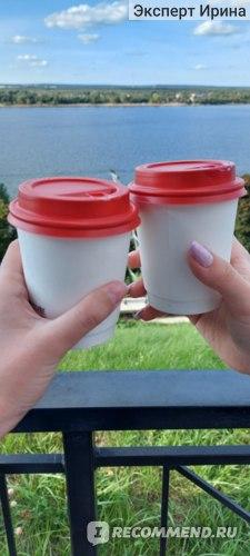 кофеёк на набережной