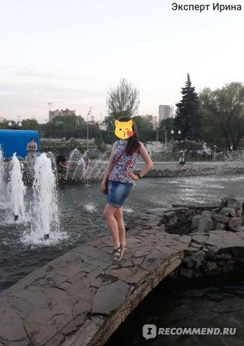 сквер им. Дзержинского
