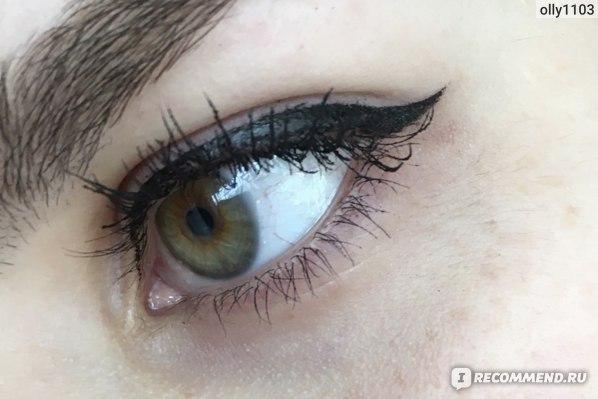 внутренний и внешний угол глаза