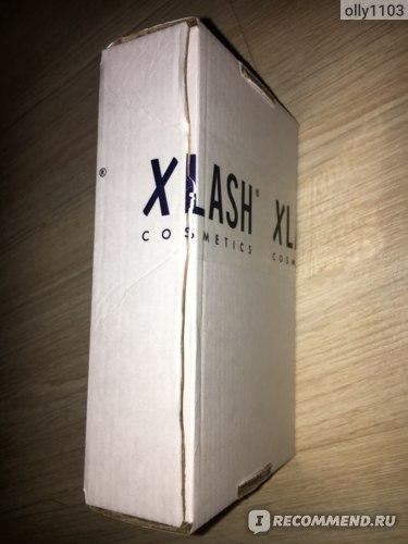 Сыворотка Almea XLash для придания ресницам длины и объема фото