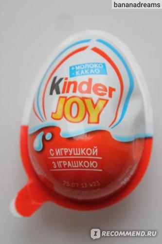 Кондитерское изделие FERRERO Kinder JOY фото