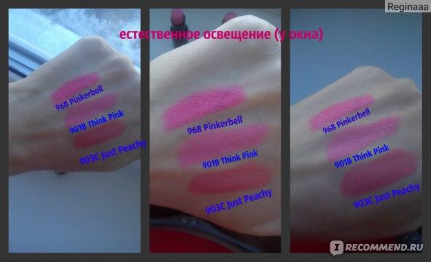 Губная помада Wet n wild Mega Last Matte Lip Color фото